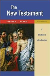 eBook The New Testament: A Student's Introduction ePub