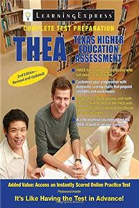 eBook THEA: Texas Higher Education Assessment ePub