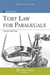 eBook Tort Law for Paralegals, Fourth Edition (Aspen College) ePub