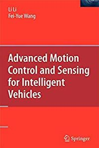 eBook Advanced Motion Control and Sensing for Intelligent Vehicles ePub